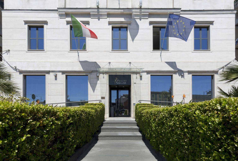 Palazzo Salgar Napoli